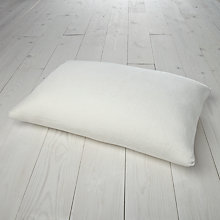 Buy John Lewis Microfibre and Memory Foam Standard Pillow Online at johnlewis.com