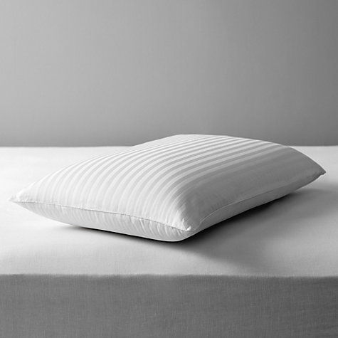 Buy Dunlopillo Latex Serenity Pillow, Firm Online at johnlewis.com