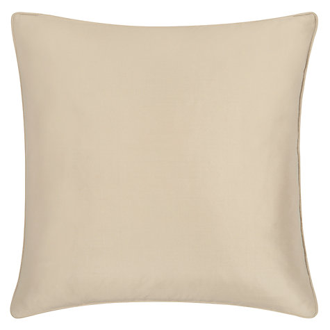 Buy John Lewis Leather Bean Bag, Chocolate Online at johnlewis.com