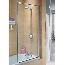Buy Aqualux Framed Shower Screen Online at johnlewis.com
