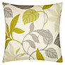 Buy Sanderson Folia Cushion, Lime Online at johnlewis.com