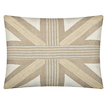 Buy John Lewis Union Jack Cushion Online at johnlewis.com