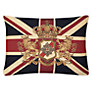 Buy Hampton Union Jack & Crest Cushion Online at johnlewis.com