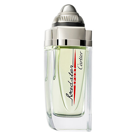 Buy Cartier Roadster Sport Eau de Toilette Online at johnlewis.com