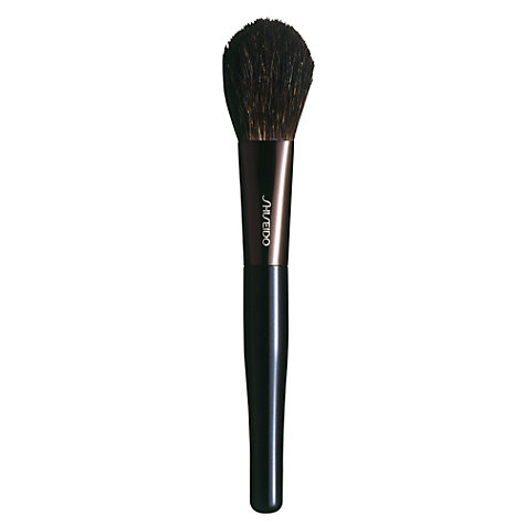 Buy Shiseido Blush Brush Online at johnlewis.com