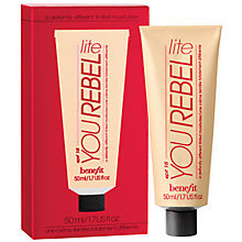 Buy Benefit You Rebel Tinted Moisturiser SPF15, Lite Online at johnlewis.com