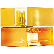 Buy Shiseido Zen Eau de Parfum Online at johnlewis.com