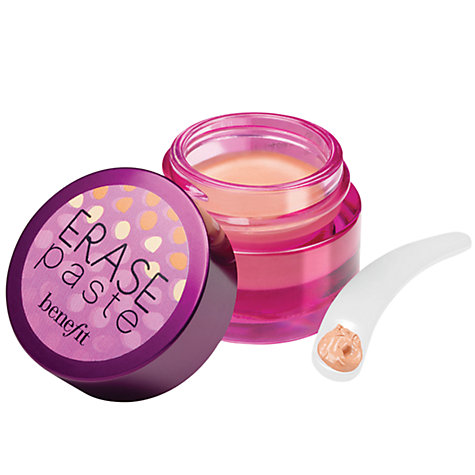 Buy Benefit Erase Paste Brightening Concealer for Eyes and Face Online at johnlewis.com