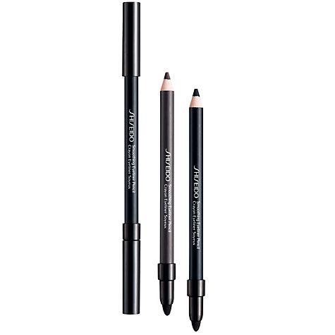 Buy Shiseido Smoothing Eyeliner Pencil Online at johnlewis.com