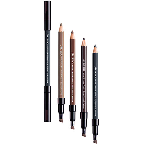 Buy Shiseido Natural Eyebrow Pencil Online at johnlewis.com