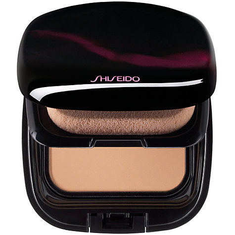 Buy Shiseido Perfect Smoothing Compact Foundation Online at johnlewis.com