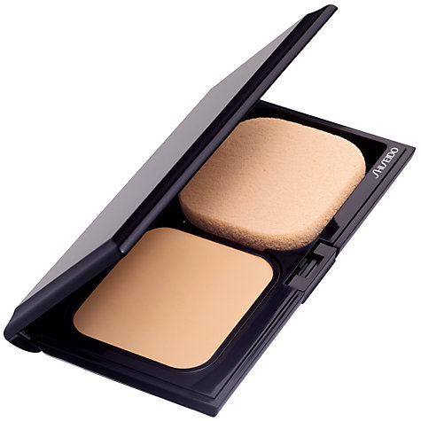 Buy Shiseido Sheer Matifying Compact SPF 10 Online at johnlewis.com