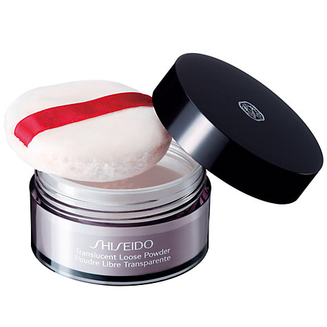 Buy Shiseido Translucent Loose Powder Online at johnlewis.com