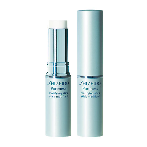 Buy Shiseido Pureness Matifying Stick Oil-Free Online at johnlewis.com