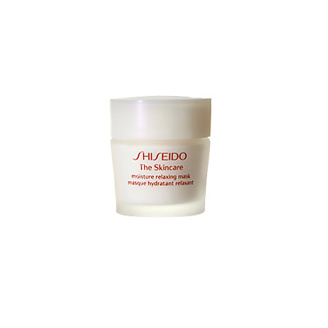 Buy Shiseido The Skincare Moisture Relaxing Mask, 50ml Online at johnlewis.com