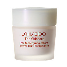 Buy Shiseido The Skincare Multi-Energizing Cream, 50ml Online at johnlewis.com
