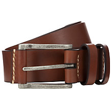 Buy John Lewis Leather Belt Online at johnlewis.com