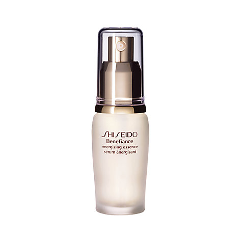 Buy Shiseido Benefiance Energizing Essence, 30ml Online at johnlewis.com