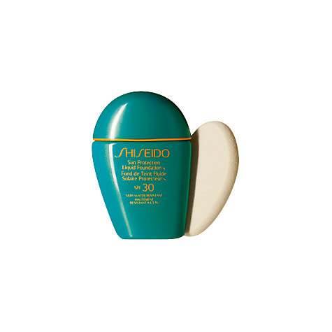 Buy Shiseido Sun Protection Lotion N SPF15, 150ml Online at johnlewis.com