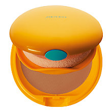 Buy Shiseido Tanning Compact Foundation SPF 6 N Online at johnlewis.com