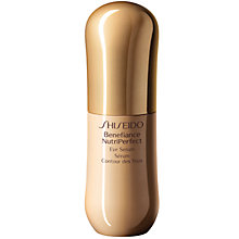 Buy Shiseido Benefiance NutriPerfect Eye Serum, 15ml Online at johnlewis.com