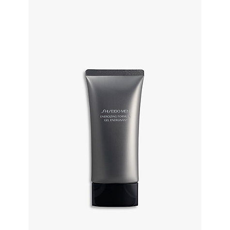 Buy Shiseido Men Energizing Formula, 75ml Online at johnlewis.com
