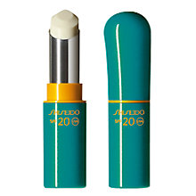 Buy Shiseido Sun Protection Lip Treatment N SPF 20 Online at johnlewis.com