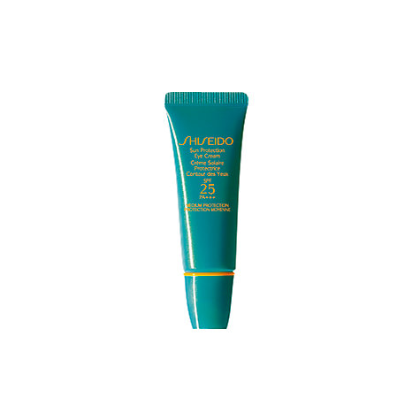 Buy Shiseido Sun Protection Eye Cream, 15ml Online at johnlewis.com