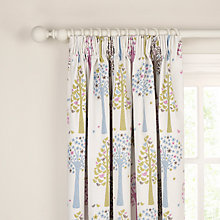 Buy John Lewis Magic Trees Pencil Pleat Curtains Online at johnlewis.com