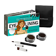 Buy bareMinerals Tutorials: Eye Lining Online at johnlewis.com