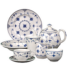 Buy Johnson Brothers Blue Denmark Range Online at johnlewis.com