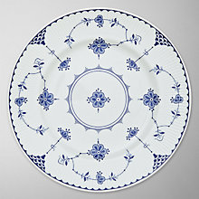 Buy Johnson Brothers Blue Denmark Plates Online at johnlewis.com