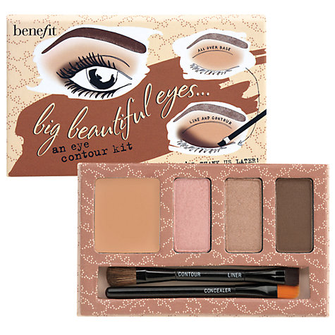 Buy Benefit Big Beautiful Eyes Contour Kit Online at johnlewis.com