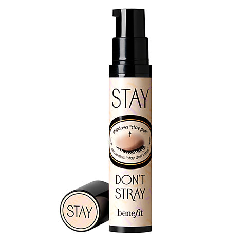 Buy Benefit Stay Don't Stray Primer for Eyeshadows and Concealers Online at johnlewis.com