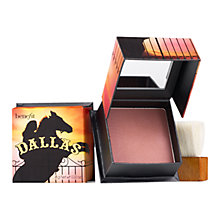 Buy Benefit Dallas Blusher Online at johnlewis.com