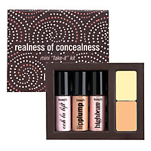 Buy Benefit Realness Of Concealness Kit Online at johnlewis.com