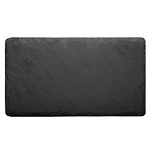 Buy Just Slate Double Coasters, Set of 4 Online at johnlewis.com