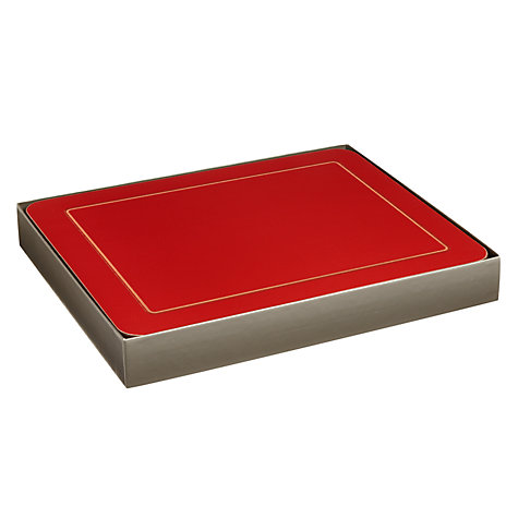 Buy John Lewis Classic Placemats, Set of 6 Online at johnlewis.com