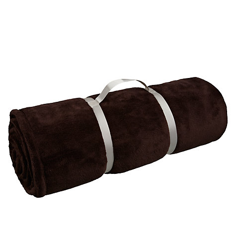 Buy Avoca Check Pure New Wool Throw Online at johnlewis.com