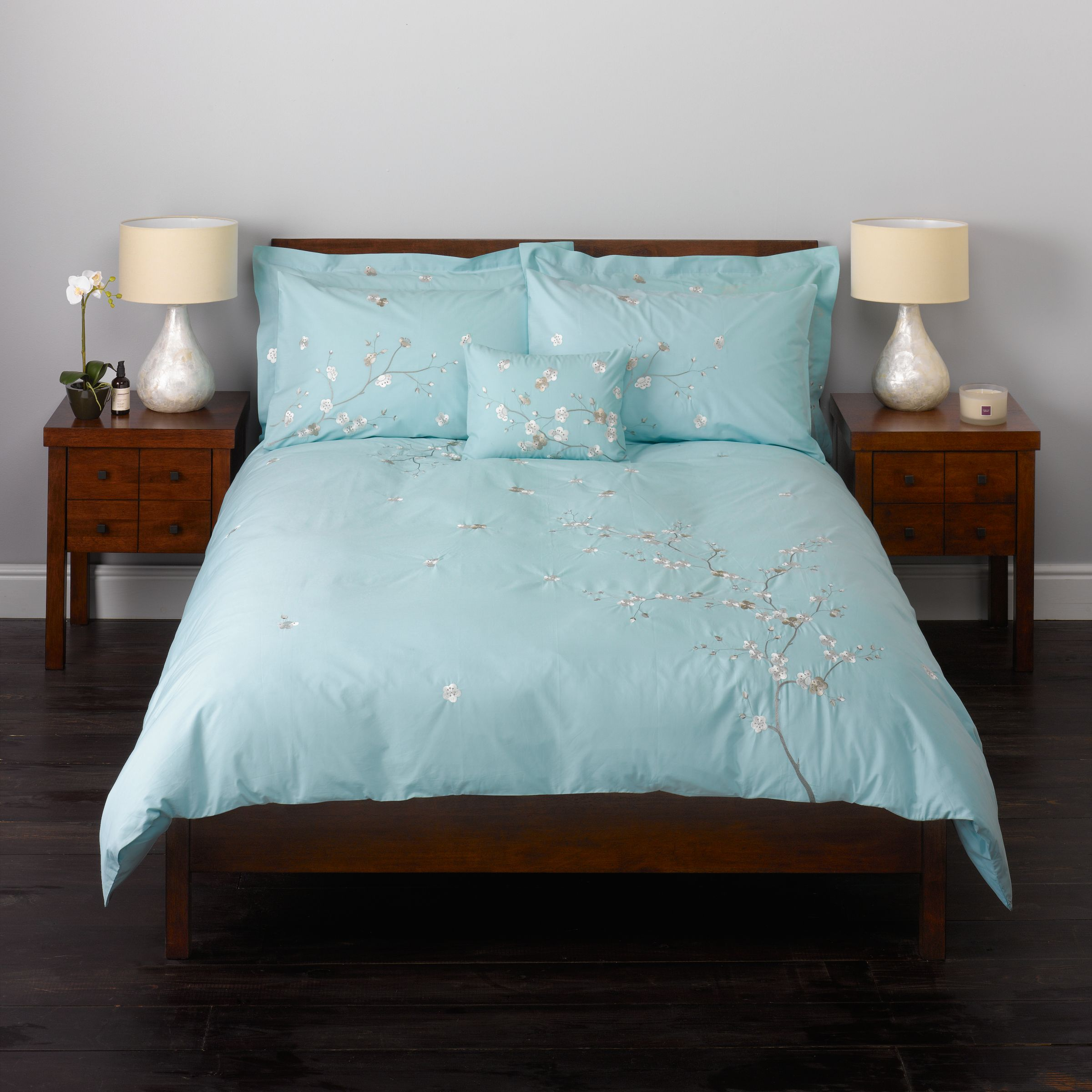 Buy Cheap Duck Egg Blue Duvet Cover Compare Home