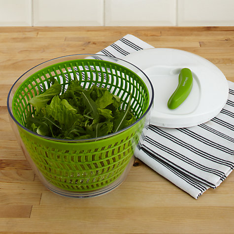 Buy John Lewis Salad Spinner Online at johnlewis.com