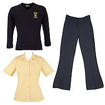 Bishop's Hatfield School, Girls' Uniform