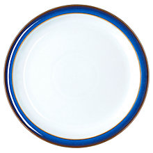 Buy Denby Imperial Blue Plates Online at johnlewis.com