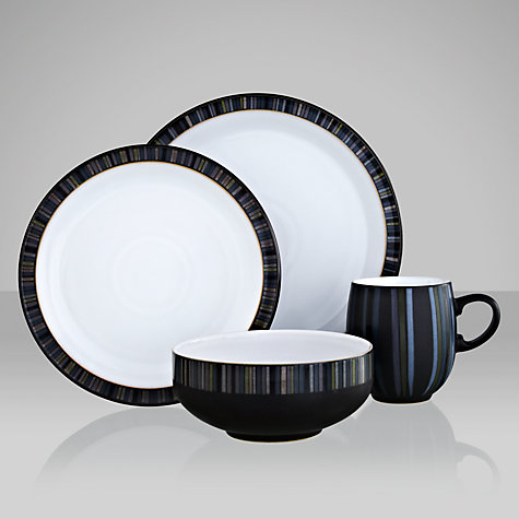 Buy Denby Jet Tableware Online at johnlewis.com
