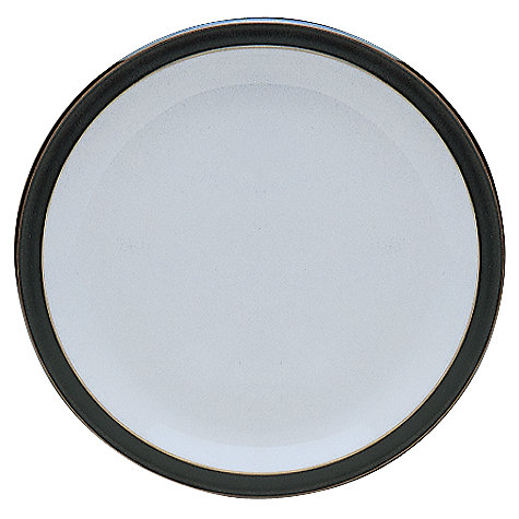 Buy Denby Jet Plates, Black Online at johnlewis.com