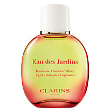 Buy Clarins Eau Des Jardins, 100ml Online at johnlewis.com
