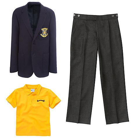 Buy St John S Senior School Boys Uniform John Lewis