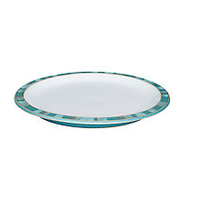 Buy Denby Azure Coast Plate, Blue Online at johnlewis.com