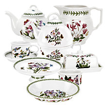 Buy Portmeirion Botanic Garden Tableware, Seconds Online at johnlewis.com