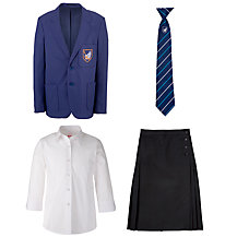 Goffs School, Girls' Uniform